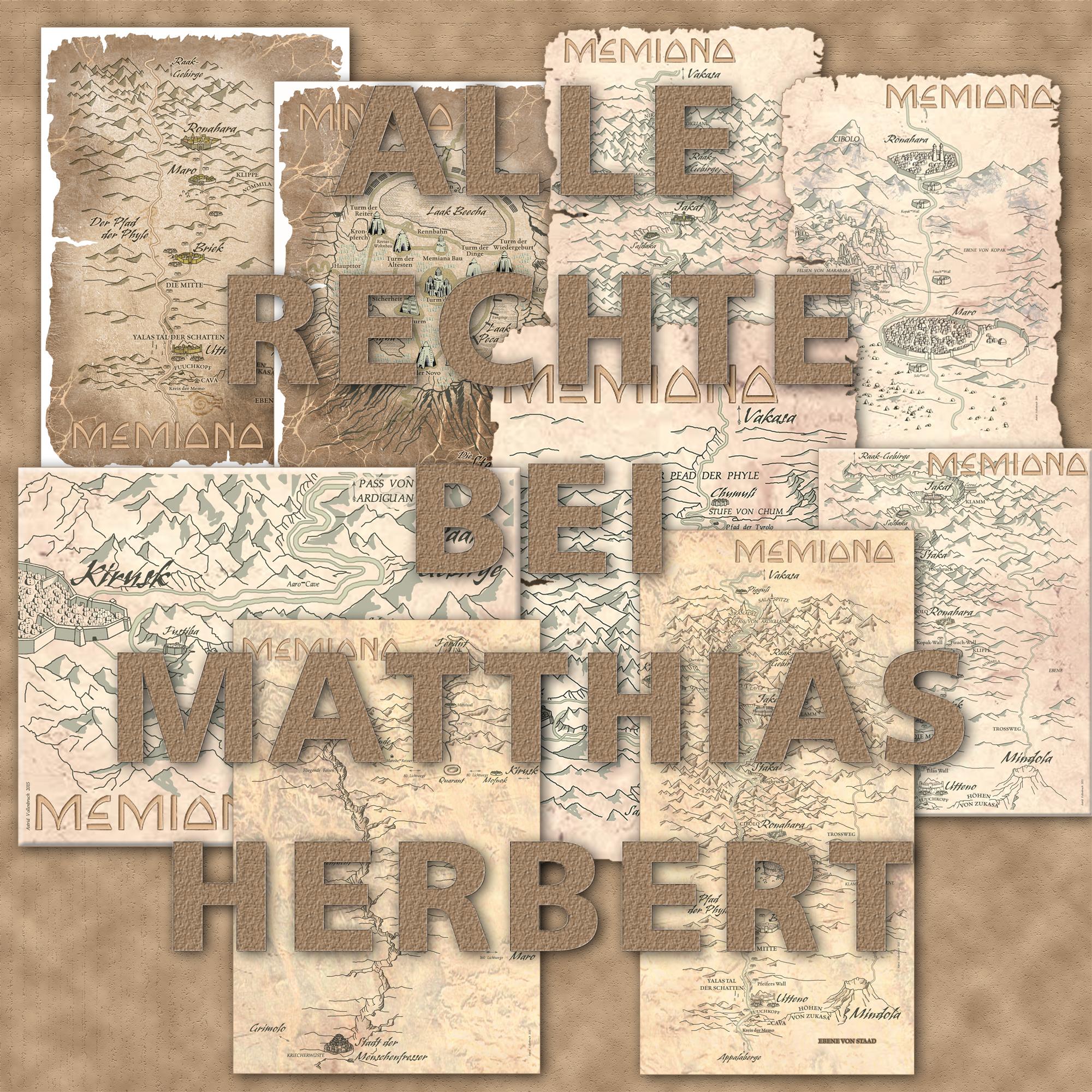 Memiana - Matthias Herbert